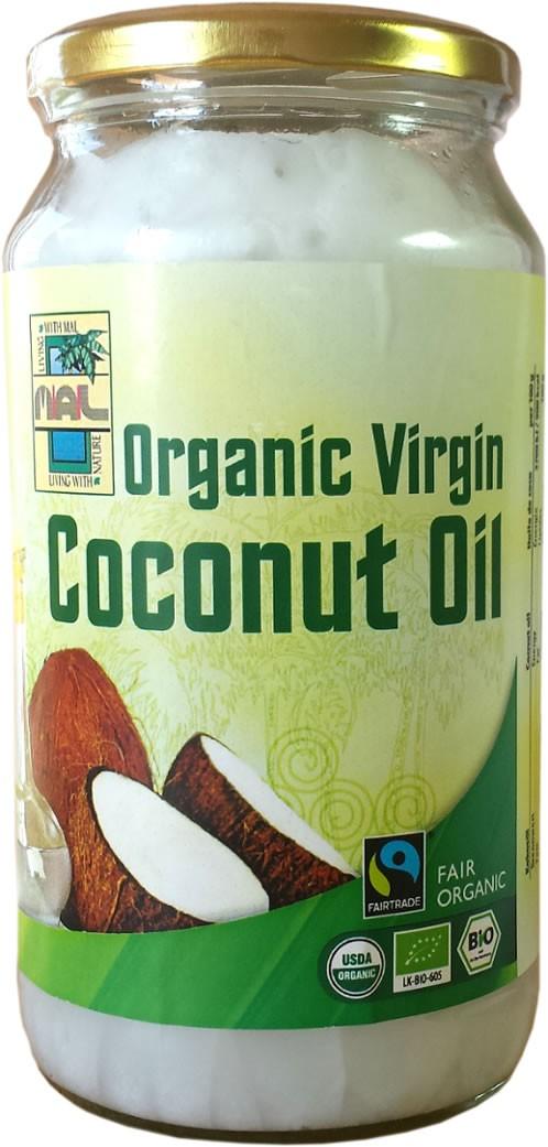 Bio Kokosöl FairTrade der Extraklasse 950 ml
